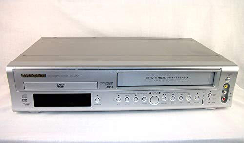 Check Out This ZSylvania VCR & DVD/CD Player Combination, Model SRD2900, Perfect!
