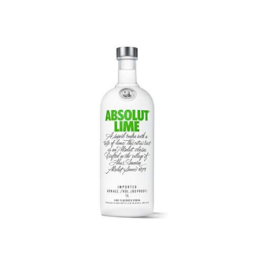 Absolut Sabor a Lima Vodka - 1000 ml