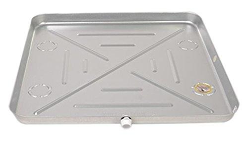 Diversitech 6-M3030 Drain Pan, Metal, 30' x 30', 26 gal