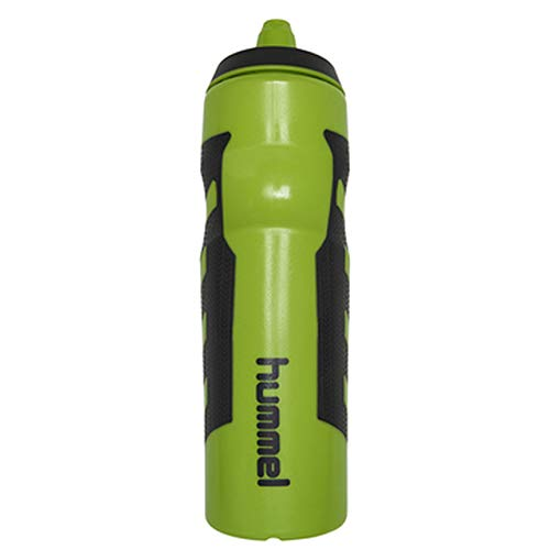 hummel Court Water Bottle Green Lime