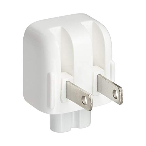 Preisvergleich Produktbild NaiCasy Mac AC-Stecker US Duckhead Adapter Charger Cord American Standard Ente Kopf MacBook Mac iBook / iPhone / iPod-Wechselstrom-Adapter-Weiß Brick,  Computerzubehör