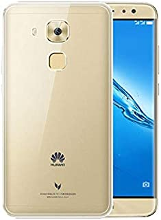 Silicone Back Case Cover By Ineix For Huawei Nova Plus - CLEAR