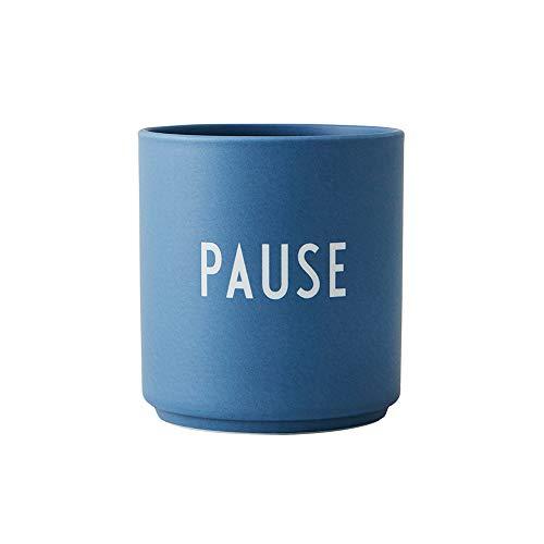 Lieblingsbecher PAUSE (Blau)