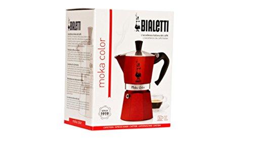 Bialetti 9323 Moka Color Emotion ekspres do kawy na 6 filiżanek