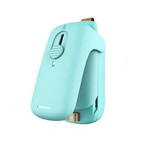 XXDTG Green Sealing Machine,Machine Portable Handheld Plastic Bags Sealer, Best Vacuum Sealers for Food