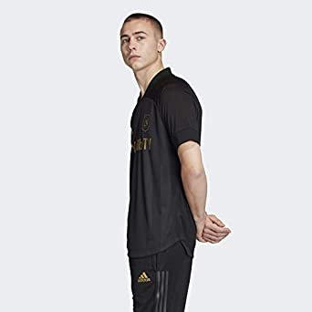 Amazon.com : adidas Los Angeles FC Home Authentic Jersey Men's ...