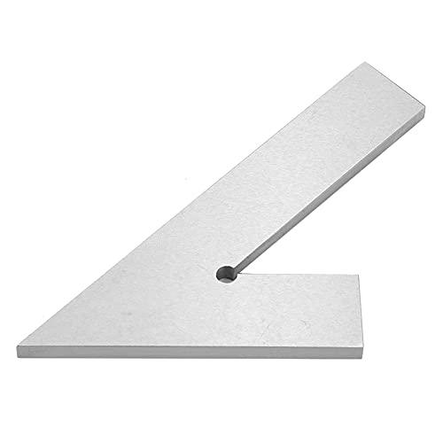 Regla cuadrada externa, material premium con piezas de soldadura de desviación de grado de acero inoxidable