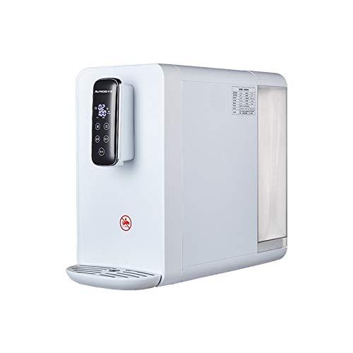 ZYC-WF Wasseraufbereiter Haushaltsumkehrosmose Wasseraufbereiter Desktop-Reinigung und Heizung Integrierter Trinkwasseraufbereiter Verstellbarer GeträNkehalter FüR Alle GrößEn von G