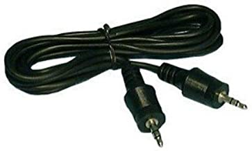 3.5mm Stereo Patch Cable w/ Built in Resistors - 6' : PR4-1