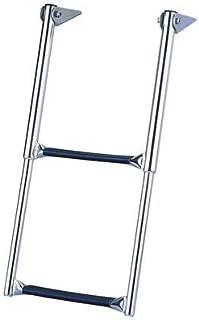 Garelick 19617-61:01 Over-Platform Telescoping Drop Ladder - 4-Step