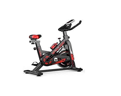Lloow Indoor Spinning Ciclo de la Bici, Home Fitness Equipment, Ajustable Ultra silencioso de Bicicleta de Ejercicios, el Ejercicio aeróbico Exercise Bikes 🔥