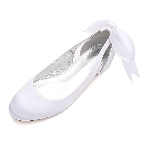 AQTEC Zapatos De Boda Zapatos De Novia para Mujer Verano Elegante con...