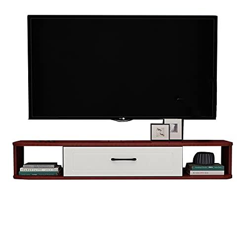 Bxzzj Consola Mueble TV De Madera Maciza, Muebles De Salon TV 100/120/140...