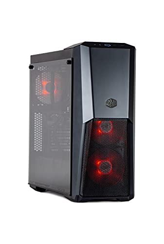 Breunor Ares – PC Gaming Ryzen 9 3900X, Rtx 3070 8 GB, RAM 16 GB 3200 MHz, SSD Nvme 500 GB + HD 1 TB, Disipador líquido RGB, PC Gaming montado