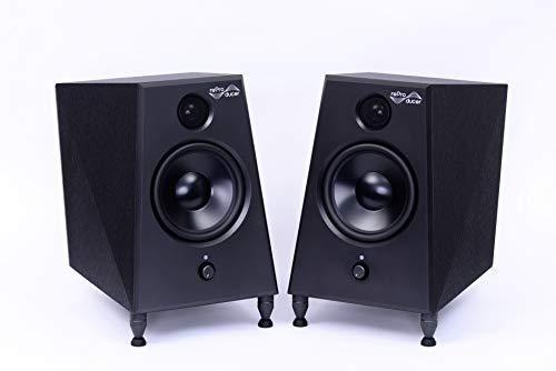 reProducerAudio(リプロデューサーオーディオ)『2ウェイスタジオスピーカーシステムEpic-5』