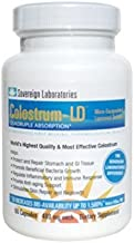 Advanced Absorption Liposomal Colostrum Capsule - 480mg / 60 Capsules - Proprietary LD Liposomal Delivery™ Provides up to 1500% More Bio-Availability Over Regular Colostrum