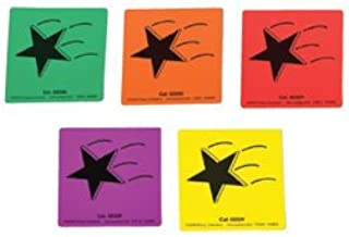 DSS Posey Falling Star Magnets (Magnets 2 Dz/Pk Yellow)