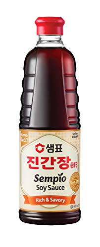 Sempio Thick Soy Sauce Gold, 31.45 Ounce by Sempio