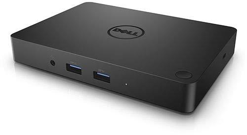 Dell WD15 USB-C Docking Station 130W Dock WD15 130W, Wired, W125782269 (130W Dock WD15 130W, Wired, 10,100,1000 Mbit/s, Black, DC, Windows 10 Education,Windows 10 Education)