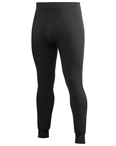 Woolpower Long John 400 - Sous-vêtement en laine - noir Modèle XXS 2017