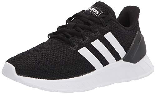 adidas Questar Flow NXT Running Shoe, Black/White/Black, 6 US Unisex Big Kid