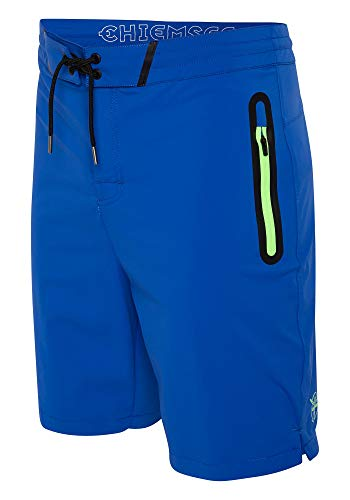 Chiemsee Herren Boardshorts Men Badeshorts, Surf the Web, 38