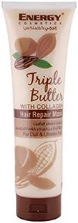 ENERGY COSMETICS Hair Repair Mask Tripple Butter, 300 ml