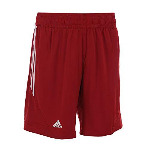 Adidas Essential 3.0 Herren Basketball-Shorts Gr. XX-Large, rot