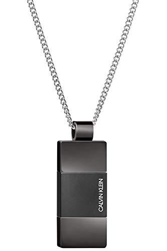 Calvin Klein Herrenkette Strong Black KJ9LBP1801