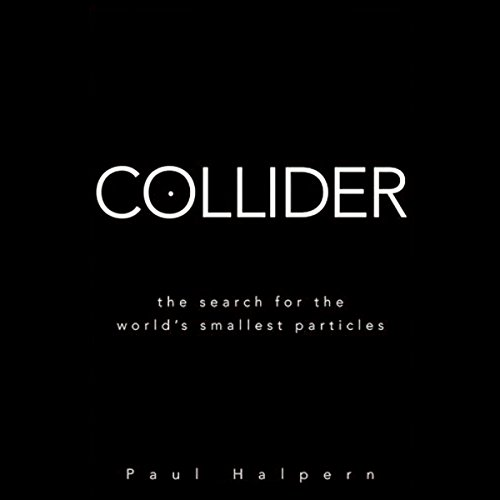 Collider audiobook cover art