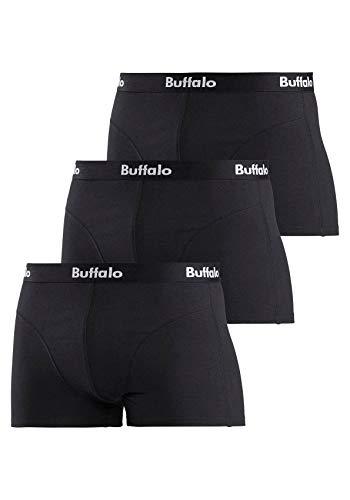 Buffalo Herren Boxer (3 Stück)