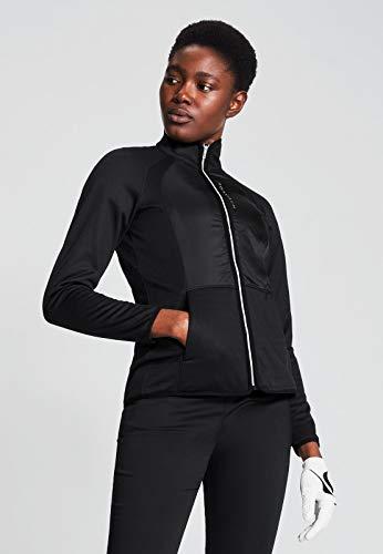 Röhnisch Ivy Jacket Golf Jacke Damen Black S