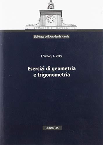 Esercizi di geometria e trigonometria