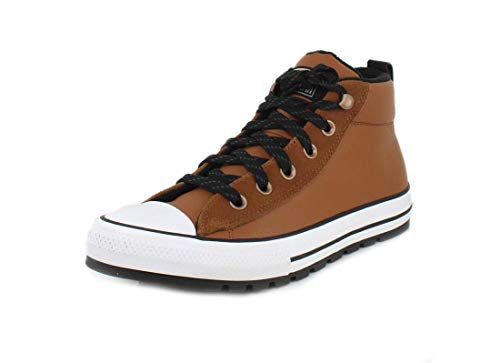 Converse Shoes for Men Tan Leather