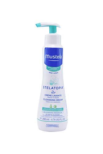 Mustela Stelatopia Cleansing Cream, 6.7 oz