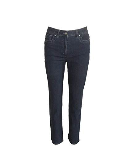 Zerres Damen Jeans Cora 2507 511 68 Stone Wash (46)
