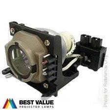 Alda PQ projectielamp 59.J8101.CG1 voor BENQ PB8250 PB8260 Projectors, lamp met behuizing