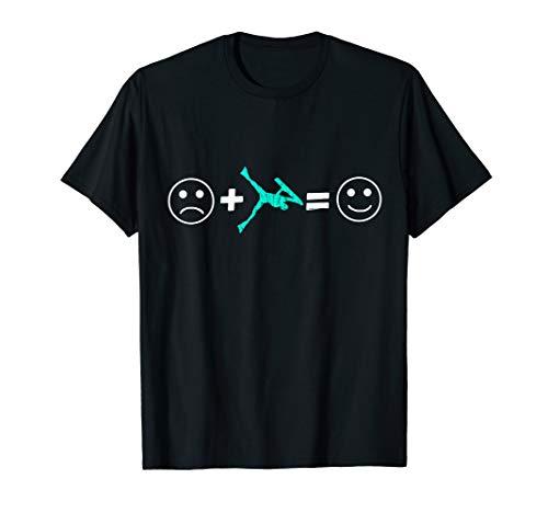 Bodyboarder Emotionen Wellenreiten Bodyboard Surfer T-Shirt