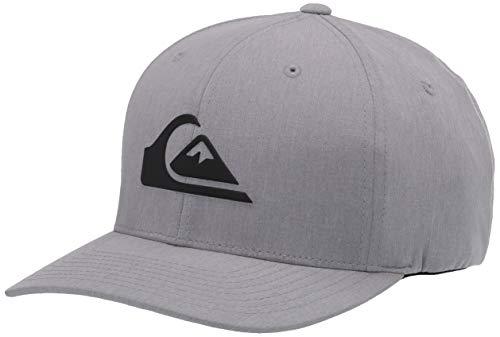 Quiksilver Herren Amped UP HAT Baseball Cap, Bogen Heather, L/XL