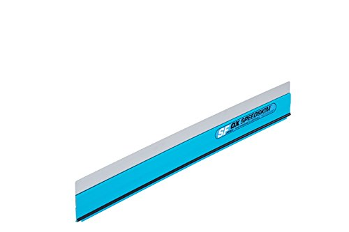 1200 mm OX Tools P530912 Speedskim Semi Flexible Plastering Rule-St 1200mm Bleu