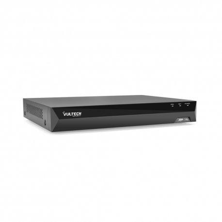 Vultech VS-NVR8404-POE Nero Videoregistratore di rete (NVR)