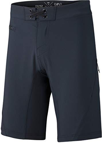 IXS Flow XTG Shorts S Costume a Boxer, Blu Marino, S Unisex-Adulto