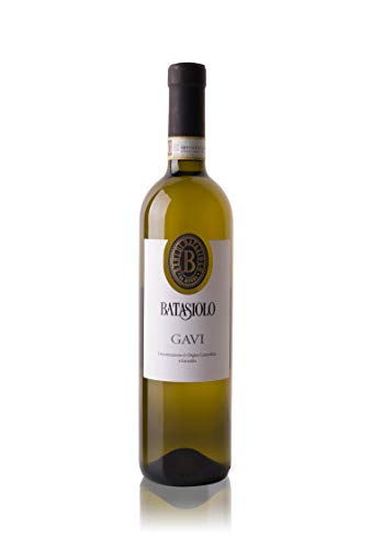 Batasiolo, GAVI DOCG 2020, Vino Bianco Fermo Secco, Fresco, Asciutto e Limpido