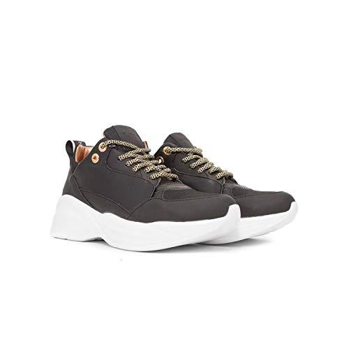 ALEXANDER SMITH - S57096 Black Alexander Smith Sneakers - S57096BLACK