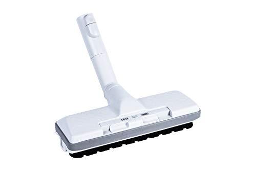 Boquilla de suelo automática apta para todas las aspiradoras Lux 1, Lux Intelligence, Lux S115, color blanco