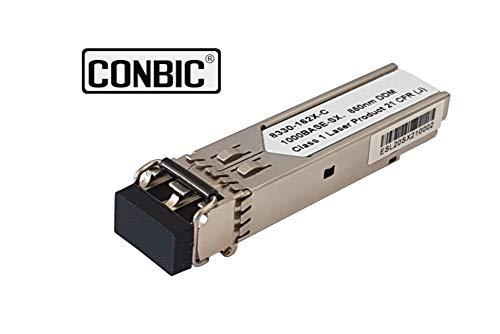 CONBIC ® 8330-162X-C – 1000Base-SX DDM SFP, 550m - Lantek kompatibel aus München (Module sind 8330-162X-C gelabled, zum Wiederverkauf geeignet)