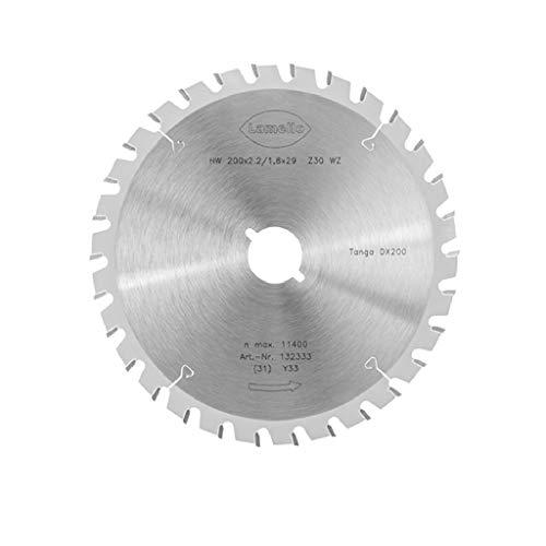 Sägeblatt für Tanga DX200, Z30, Ø 200