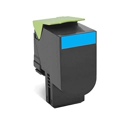 Lexmark 80C2XC0 - Tóner de tinta