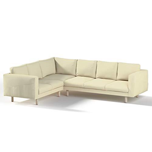 Dekoria Norsborg 1029-702-29 Ikea norsborg Corner - Funda para sofá de 5 plazas, funda para sofá de esquina norborg