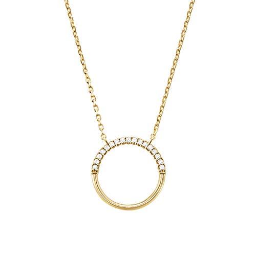 Michael Kors Damen-Kette 925er Silber One Size 87546551